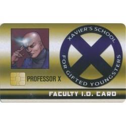 MVID012 - Professor X
