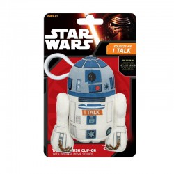 Star Wars llavero R2D2