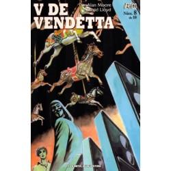V de Vendetta, 8/10