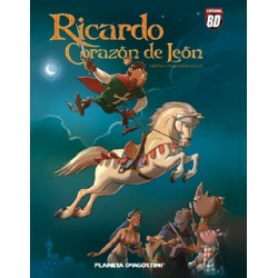 Ricardo Corazón de León.