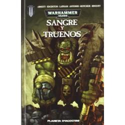 Warhammer 40.000 Sangre y...