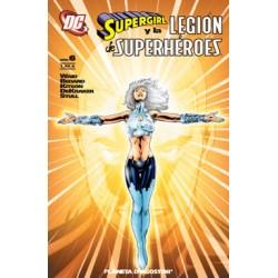 Supergirl y la legión de...
