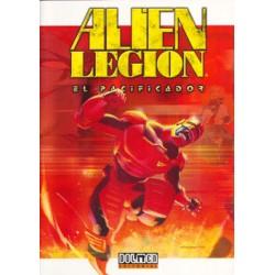 Alien Legión, 3 El pacificador