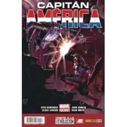 Capitán América vol. 8, 33