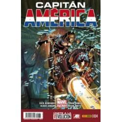 Capitán América vol. 8, 34