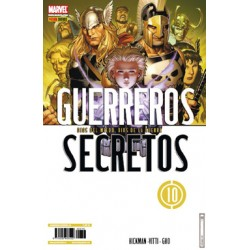 Guerreros Secretos, 10