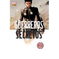 Guerreros Secretos, 22