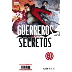 Guerreros Secretos, 23