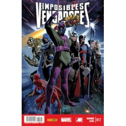 Imposibles Vengadores, 17