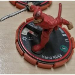 006 - Hand Ninja pintado de...