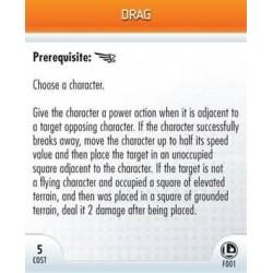 F001 - Drag