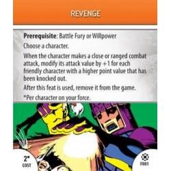 F001 - Revenge