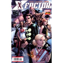 X-Factor, 12
