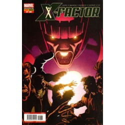 X-Factor, 38