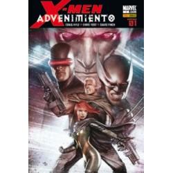 X-men, 1 Advenimiento