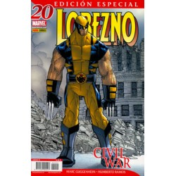 Lobezno, 20 edición especial