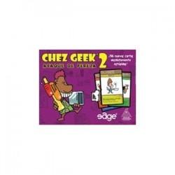 Chez Geek 2: Ataque de pereza
