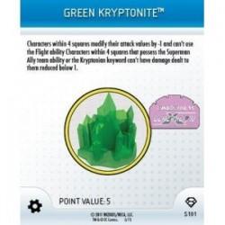 S101 - Green Kryptonite