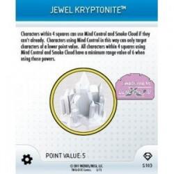S103 - Jewel Kryptonite