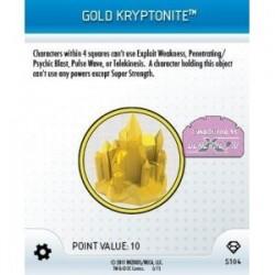 S104 - Gold Kryptonite