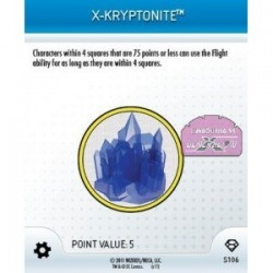 S106 - X-Kryptonite