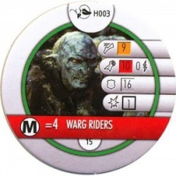 H003 - Warg Riders