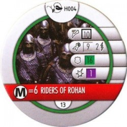 H004 - Riders of Rohan