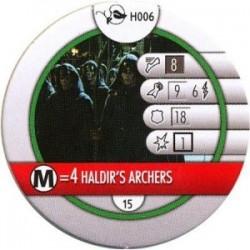 H006 - Haldir's Archers