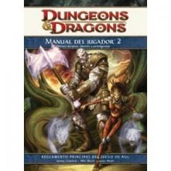 Manual del Jugador 2 D&D 4ª...