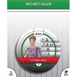 B001 - Iris West-Allen