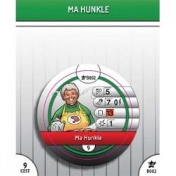 B002 - Ma Hunkle