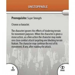 F005 - Unstoppabble