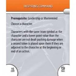 F001 - Inspiring Command