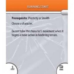 F006 - Running Start