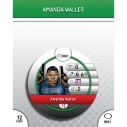 B001 - Amanda Waller