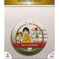 B007 - Marvin and Wendy