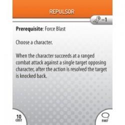 F007 - Repulsor