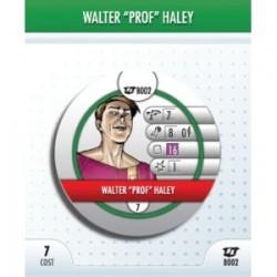 B002 - Walter Prof Haley