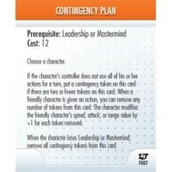 F007 - Contingence Plan