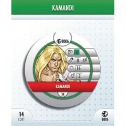 B006 - Kamandi