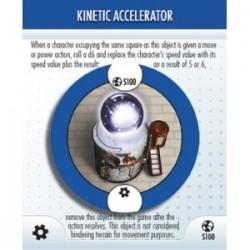 S100 - Kinetic accelerator