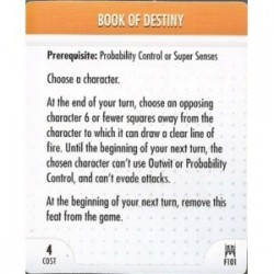F101 - Book of Destiny