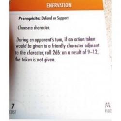 F102 - Enervation