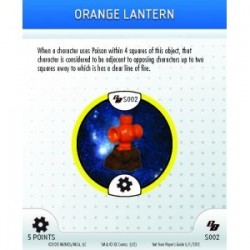 S002 - Orange Lantern
