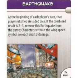 BF002 - Earthquake