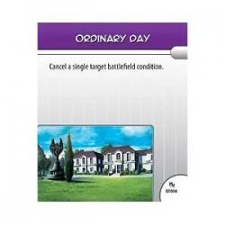 BF004 - Ordinary Day