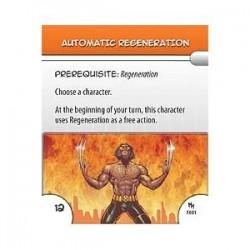 F001 - Automatic Regeneration