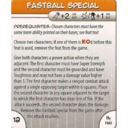 F002 - Fast Ball Special