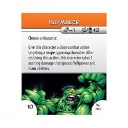 F003 - Haymaker