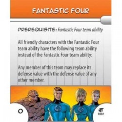 F007 - Fantastic Four